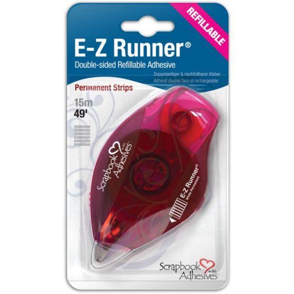 Scrapbook Adhesives E-Z Runner Adhesive Strips Dispenser