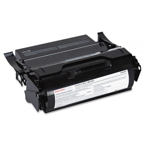 InfoPrint Solutions Company 39V2971 High-Yield Toner, 36000 Page Yield, Black