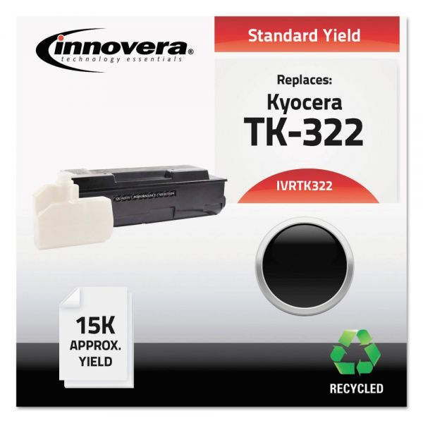 Innovera Remanufactured Kyocera TK-322 Toner Cartridge