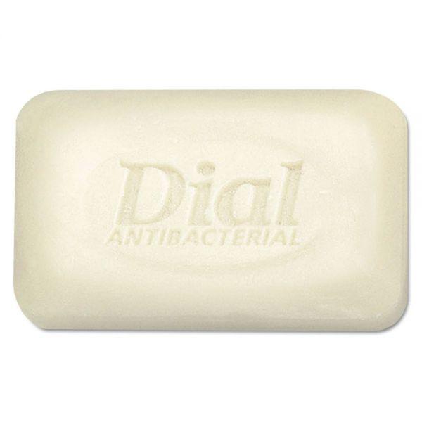 Dial Unwrapped Antibacterial Deodorant Bar Soap