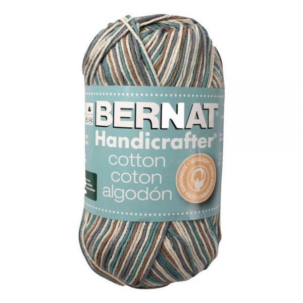 Bernat Handicrafter Cotton Yarn (340 Grams) - Tiara