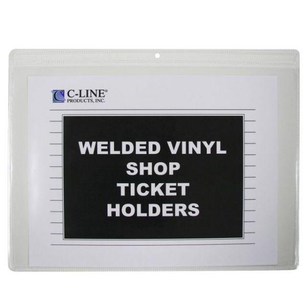 C-Line Vinyl Shop Ticket Holders