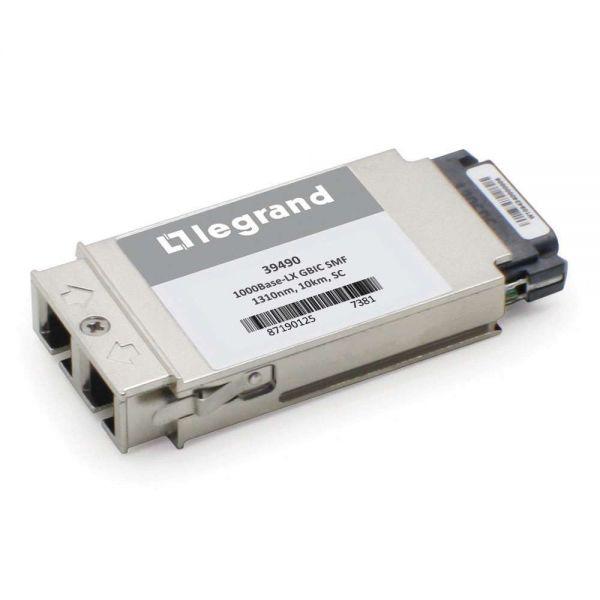 C2G Cisco WS-G5486 Compatible 1000Base-LX SMF GBIC Transceiver Module