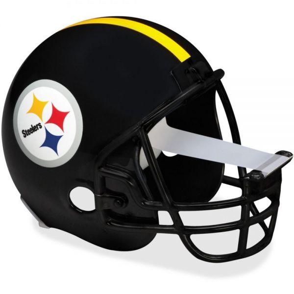 Scotch Pittsburgh Steelers NFL Helmet Tape Dispenser