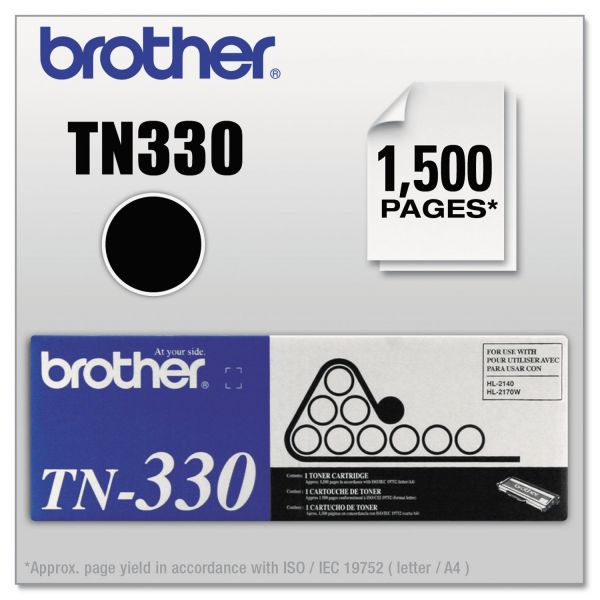 Brother TN330 Original Toner Cartridge