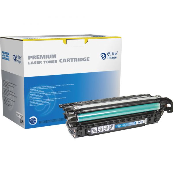 Elite Image Remanufactured HP 646X High-Yield Toner Cartridge