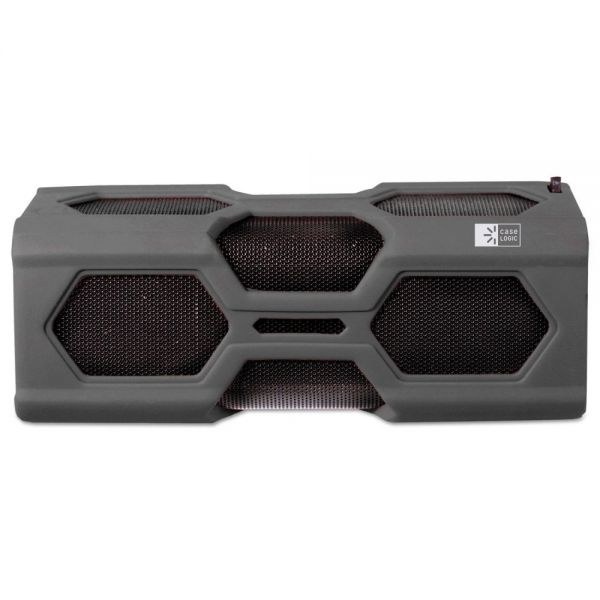 Case Logic Bluetooth Speaker with Power Bank, Black