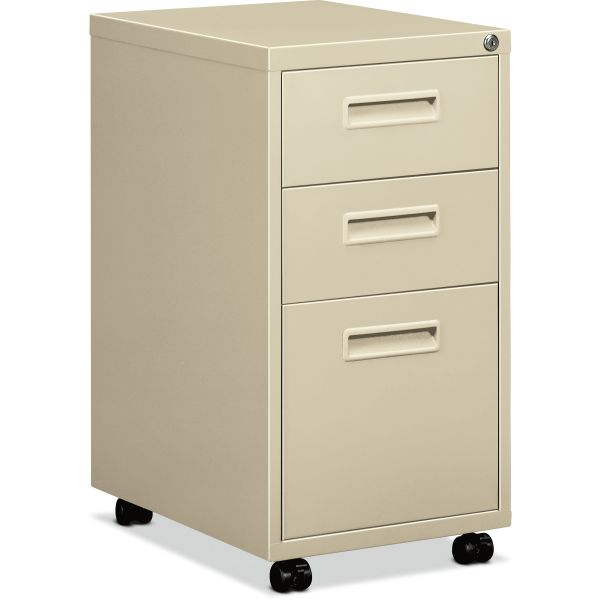 HON 1600 Series Mobile Box/Box/File Pedestal