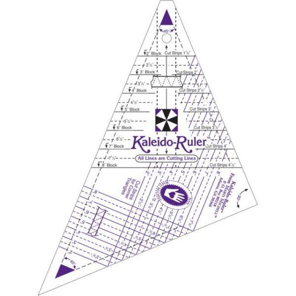 Small Kaleido-Ruler