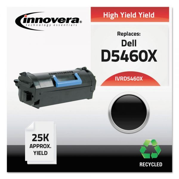 Innovera Remanufactured Dell D5460X (3319755) High-Yield Toner Cartridge