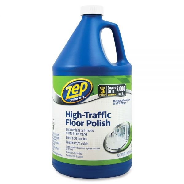 Zep Commercial High-Traffic Floor Polish