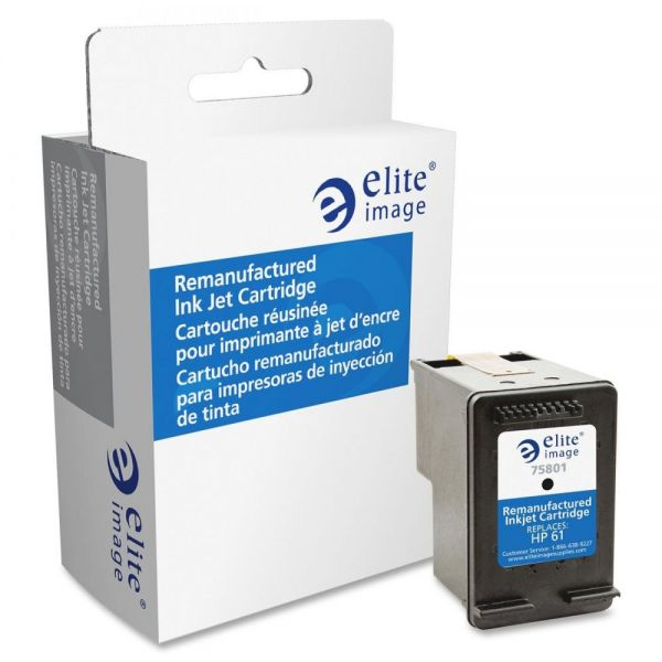 Elite Image Remanufactured Ink Cartridge - Alternative for HP 61 (CH561WN)