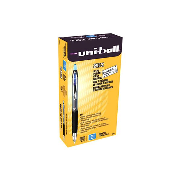 Uni-Ball Signo Gel 207 Uni-Ball Pens