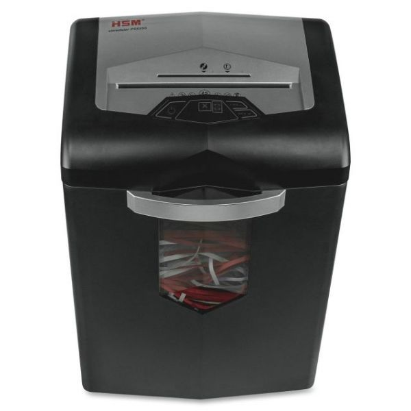 HSM shredstar PS825s Strip-Cut Shredder