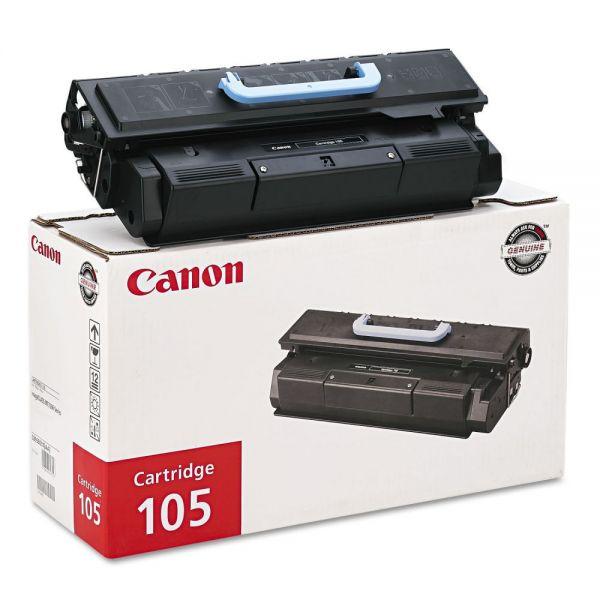 Canon 105 Black Toner Cartridge (CART105)