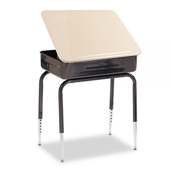 Martest 21 Lift-Lid Student Desks