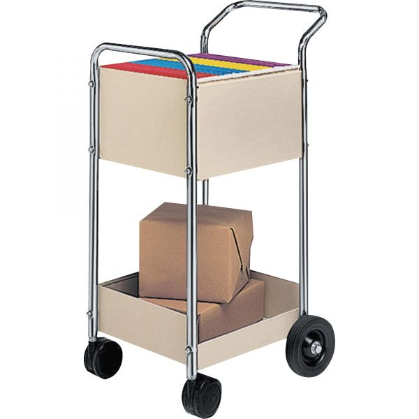 Fellowes Steel Mini Mail Cart