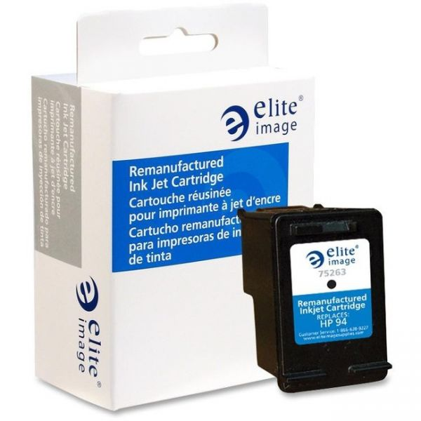 Elite Image Remanufactured HP C8765WN Ink Cartridge