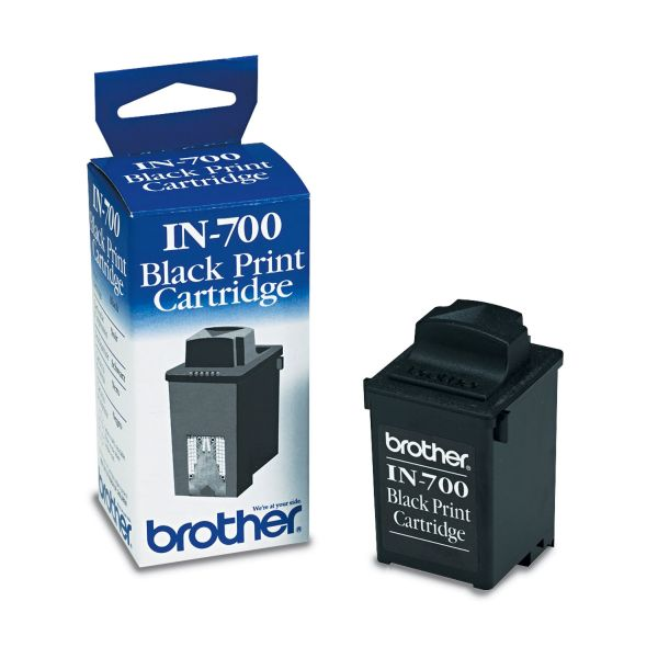 Brother IN-700 Black Ink Cartridge