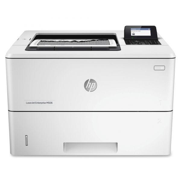 HP LaserJet Enterprise M506n Laser Printer