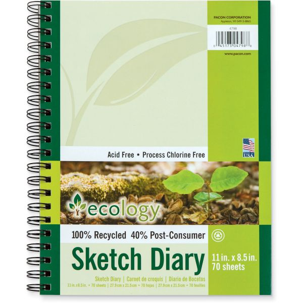 Ecology Sketch Diary