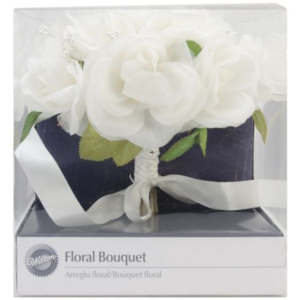"Wedding Bouquet 8.5"" Diameter"