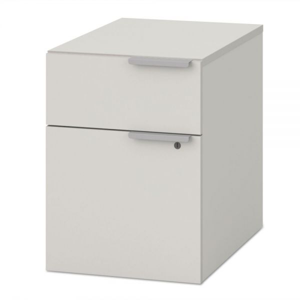 HON Voi Series 2-Drawer Mobile File Cabinet