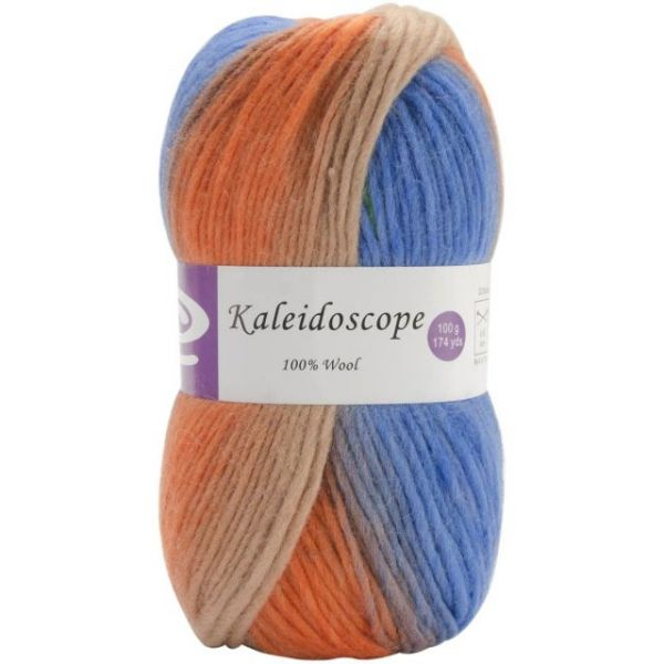 Elegant Kaleidoscope Yarn - Jolly