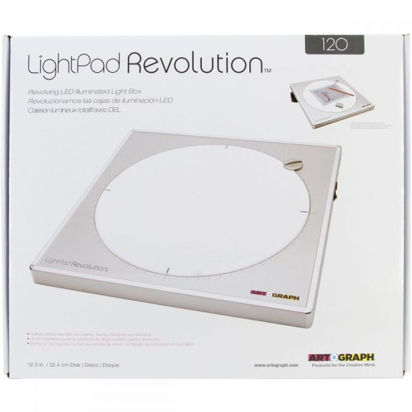 120 LightPad Revolution LED Light Box