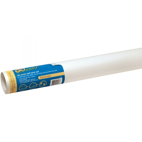 Pacon Self-adhesive Dry-erase Roll
