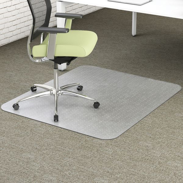 Deflect-o Environmat Low Pile Studded Chair Mat