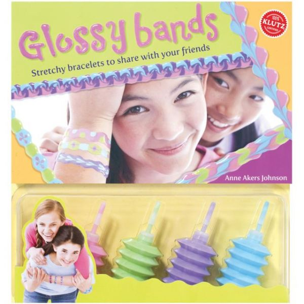 Glossy Bands Book Kit