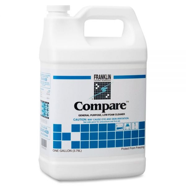 Franklin Chemical Compare General Purpose Cleaner