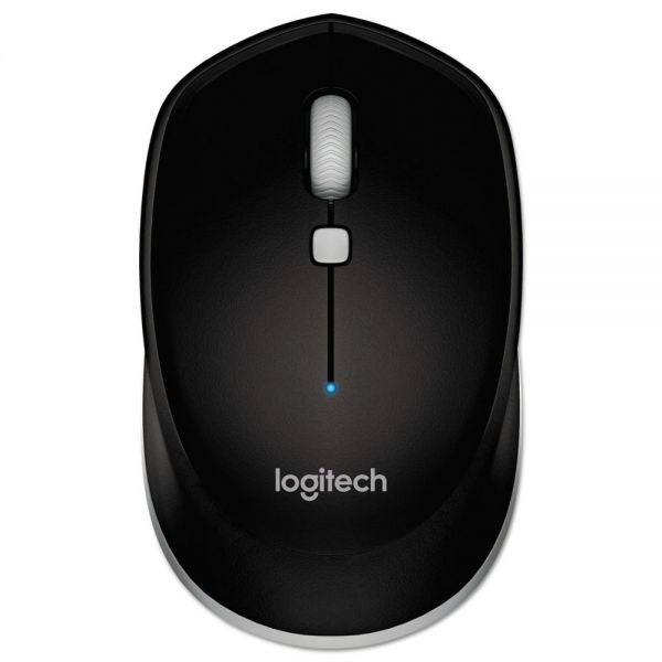Logitech M535 Bluetooth Mouse, Black, Wireless