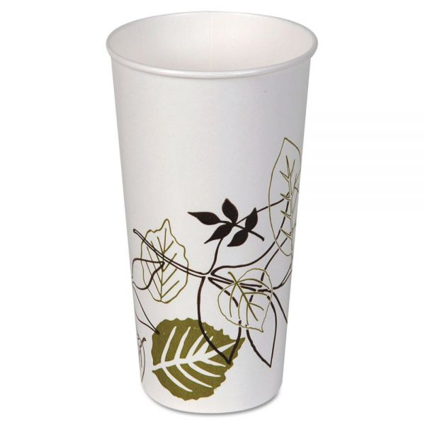 Dixie Pathways 21 oz Polycoated Paper Cold Cups