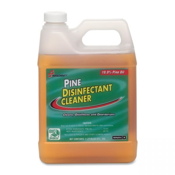 SKILCRAFT Pine Disinfectant Cleaner