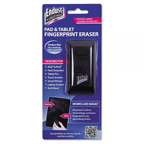Endust for Electronics Pad and Tablet Fingerprint Eraser