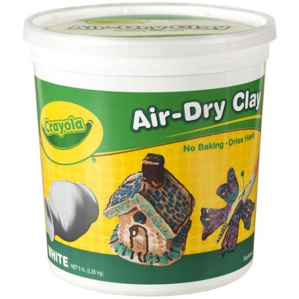 Crayola Air-Dry Clay 5lb