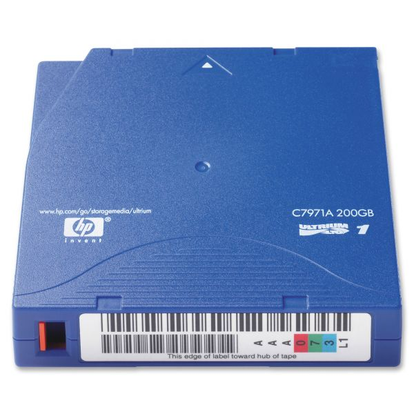 HPE LTO-Ultrium Data Cartridge