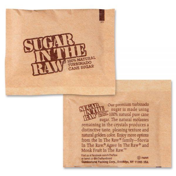 IN THE RAW Folgers Sugar In The Raw Turbinado Cane Sugar