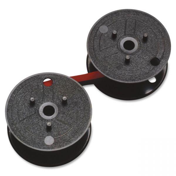 Dataproducts R3197 Calculator Ribbon, Nylon, Black/Red