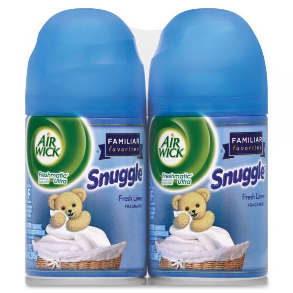 Airwick Freshmatic Snuggle Air Spray