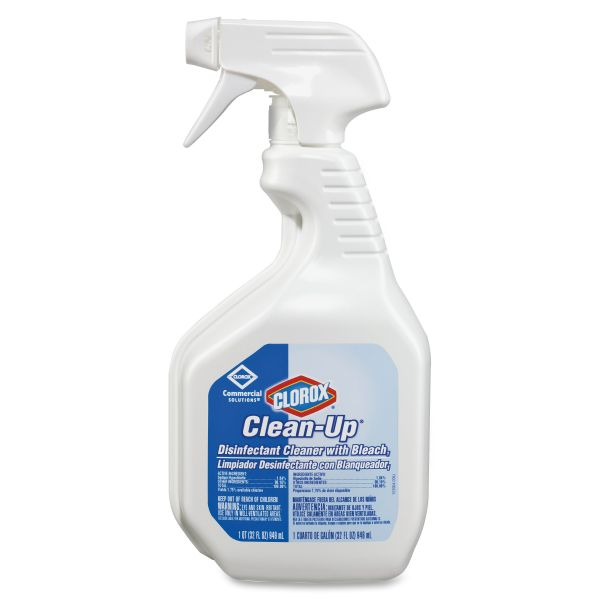 Clorox Clean Up Disinfectant Cleaner with Bleach