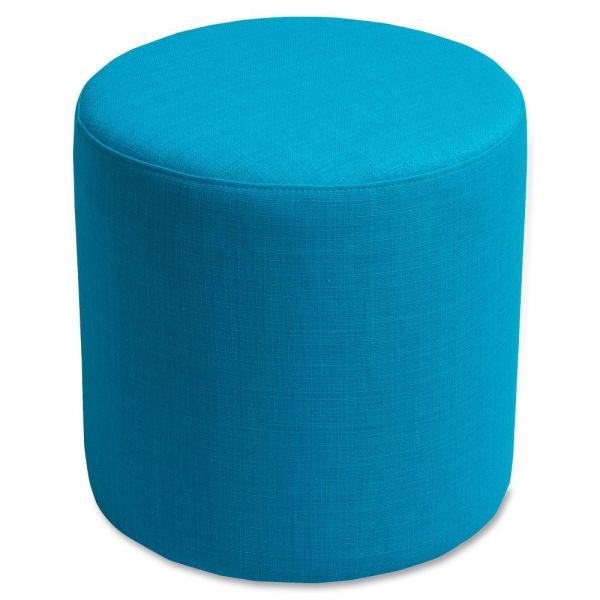 Lorell Fabric Cylinder Chair