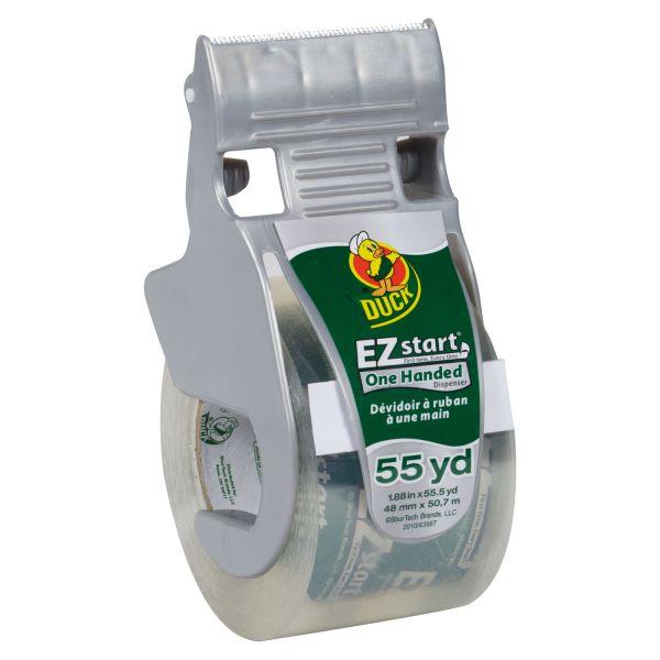 Duck Brand E-Z Start Premium Packing Tape with Dispenser