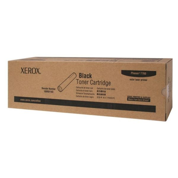 Xerox 106R01163 Black Toner Cartridge