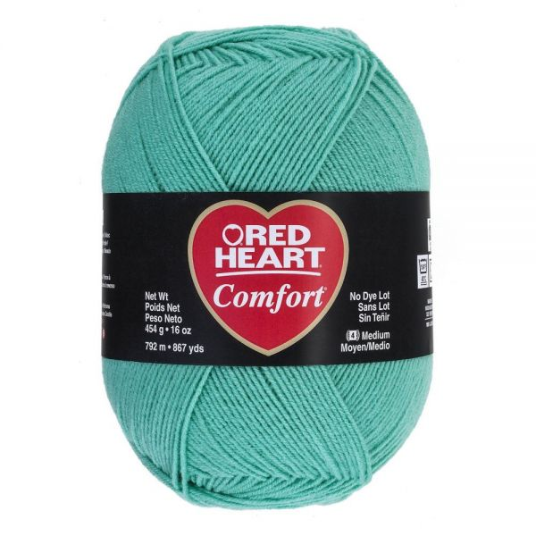 Red Heart Comfort Yarn - Jade