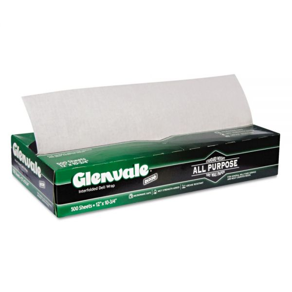 Dixie Glenvale® Deli Papers