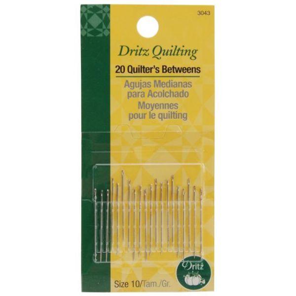 Dritz Quilting Quilter's Betweens Needles