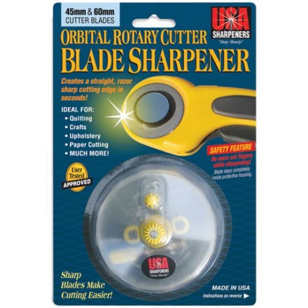 Orbital Rotary Blade Sharpener